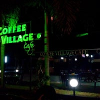 Photo taken at Coffee Village Cafe by Wawa R. on 12/14/2013