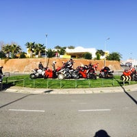 Photo taken at Barrancos by Ricardo B. on 3/15/2014