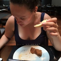 Photo taken at ayre restaurante by Kobe W. on 8/21/2015