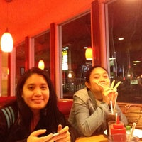 Photo taken at Shakey's Pizza Parlor by jun p. on 4/19/2013