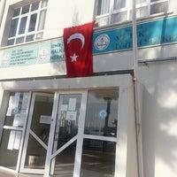 Photo taken at Çeşme Halk Eğitim Merkezi by £sm@ S. on 3/18/2015