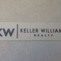 Photo taken at Keller Williams Realty by Erick F. on 9/9/2013