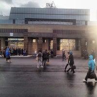 Photo taken at Sennaya Square by ☀️Вика С. on 11/7/2013