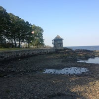 Photo taken at Davenport Avenue Shore by Troy J. on 6/20/2013