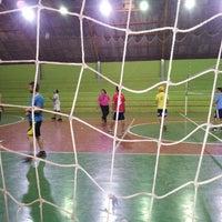 Photo taken at Ginásio Poliesportivo Francisco Limonti by Camila M. on 10/8/2013