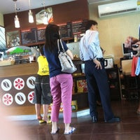 Photo taken at Inthanin Coffee by Chana N. P. on 10/27/2012