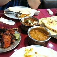 Photo taken at Calcutta Indian Cuisine by Jeffrey T. on 3/1/2014