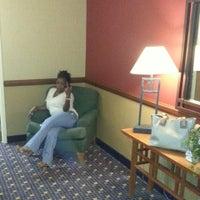 Photo taken at Radisson Hotel Cleveland-Gateway by Alex P. on 9/15/2013