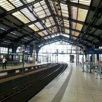 Photo taken at Berlin Friedrichstraße Railway Station by Leonid B. on 7/9/2015