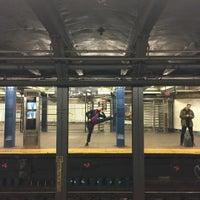 Photo taken at MTA Subway - Jefferson St (L) by Stephan C. on 11/17/2016