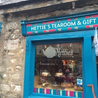 Photo taken at Hettie's Tearooms by Dan S. on 8/8/2014