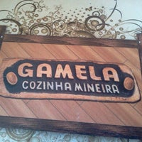 Foto tirada no(a) Gamela Cozinha Mineira por Alexandre E. em 11/23/2012