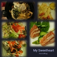 Photo taken at Kikuya Japanese Food Restaurant by Sophia Y. on 3/2/2014
