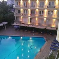 Photo taken at Best Western Hotel Fenix by Dimitris S. on 6/29/2013