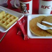 Photo taken at KFC by Husna A. on 1/27/2013