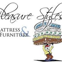 Photo taken at Pleasure Styles Mattress in washington courthouse by louis s. on 9/10/2013