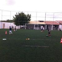 Photo taken at Academia De Futebol Grandes Craques by Leonardo F. on 9/14/2013