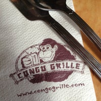 Photo taken at Congo Grille by Pie B. on 2/28/2013