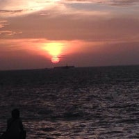 Photo taken at Muara Miri River by Junior P. on 3/24/2014