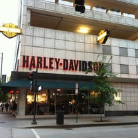 chicago harley-davidson downtown (now closed) - bike shop in near
