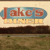 Photo taken at Jake's Diner by Jay T. on 2/14/2013