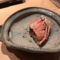 Photo taken at Sushi Shin by Dominic F. on 11/24/2017