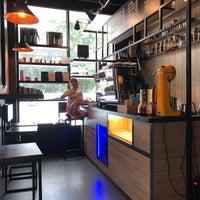 Снимок сделан в COFFEE IN ACTION / DOMINO пользователем Liosha V. 8/6/2018