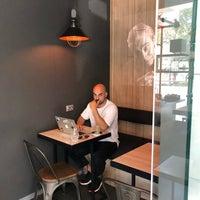 Снимок сделан в COFFEE IN ACTION / DOMINO пользователем Liosha V. 8/8/2018