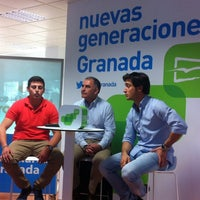 Photo taken at Sede Partido Popular Granada by Mayte O. on 5/16/2014
