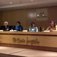 Photo taken at El Corte Inglés by Mayte O. on 3/7/2013
