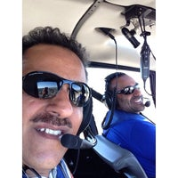 Photo taken at TourHelicopter.com by A.G.T on 10/17/2014