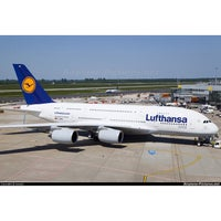 Photo taken at Lufthansa Flight LH 463 by A.G.T on 10/17/2014
