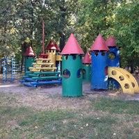 Photo taken at Майский парк by Natalya V. on 8/9/2014