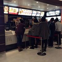 Photo taken at McDonald's by ウオウオ on 1/6/2014