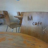 Photo taken at Mok Cafe by nasriah h. on 8/23/2014