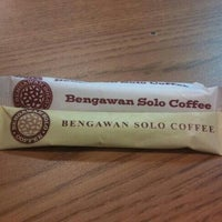 Photo taken at Bengawan Solo Coffee by Lice H. on 1/8/2014