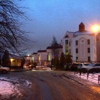 Снимок сделан в Академический университет РАН пользователем Наталья С. 12/13/2014