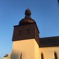 Photo taken at Masarykovo náměstí by Jan P. on 4/9/2017