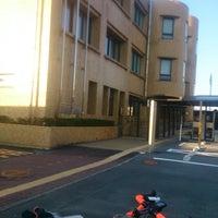 Photo taken at Kita Ward Office by Hiroshi T. on 11/22/2014