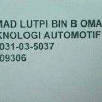 Photo taken at Institut Latihan Perindustrian Pasir Gudang by Lutpi O. on 12/26/2013