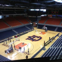 Photo taken at Auburn Arena by Blair C. on 1/3/2013