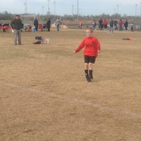 Photo taken at Tyson's Sports Complex by Blair C. on 4/13/2013