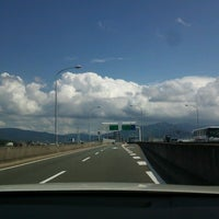 Photo taken at Tanotsu Exit by 聖 on 10/2/2013