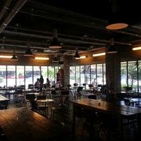 Photo taken at CAFÉ AMOKKA by DC N. on 10/1/2012