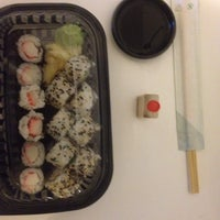 Photo taken at Fresh Sushi by Aman D. on 4/10/2014