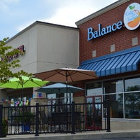 Photo taken at Balance Cafe & Smoothies by Balance Cafe & Smoothies on 9/11/2013