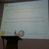 Photo taken at Europäische Fachholschule Brühl by Ferhat A. on 10/16/2013