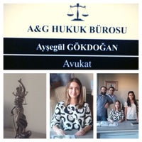 Photo taken at A&G Hukuk Bürosu by Ayşegül G. on 8/8/2014
