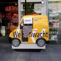 Photo taken at ANWB Winkel by Roland R. on 2/8/2014