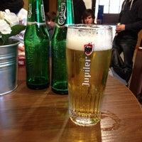 Photo taken at Cafetaria sporthal HoGent, bij Anneke by Julie B. on 12/3/2013